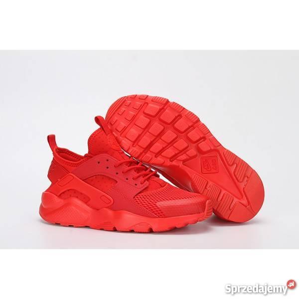 Nike Air Huarache 42 Red ! (nie adidas air max jordan force