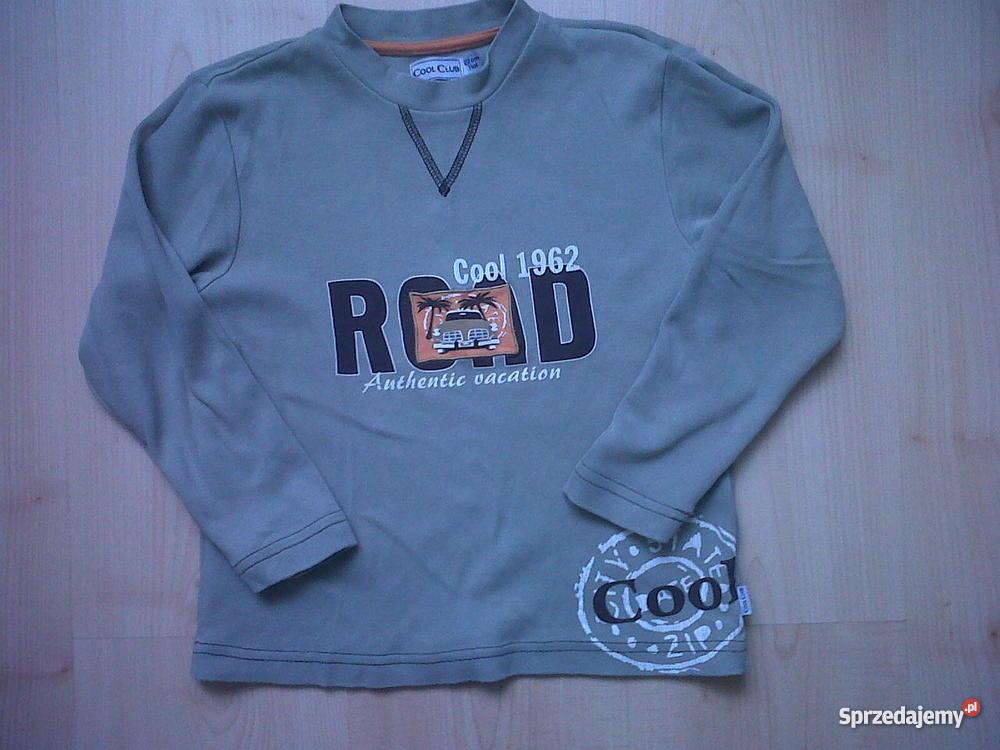 c768a17dc18c51 Modna koszulka, rozm.128cm, Cool Club - Sprzedajemy.pl