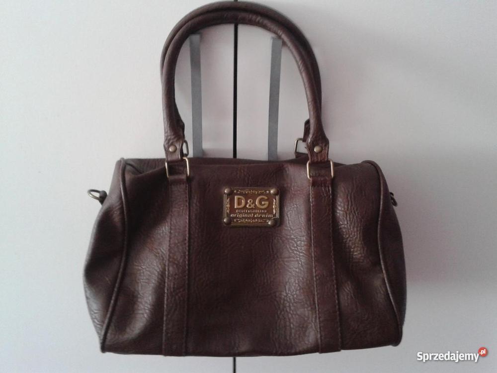 4f1f0095ee642 Torebka Dolce   Gabbana - Sprzedajemy.pl