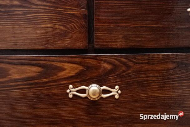 stolik konsola toaletka stoliczek drewniane Antyki, Sztuka, Kolekcje
