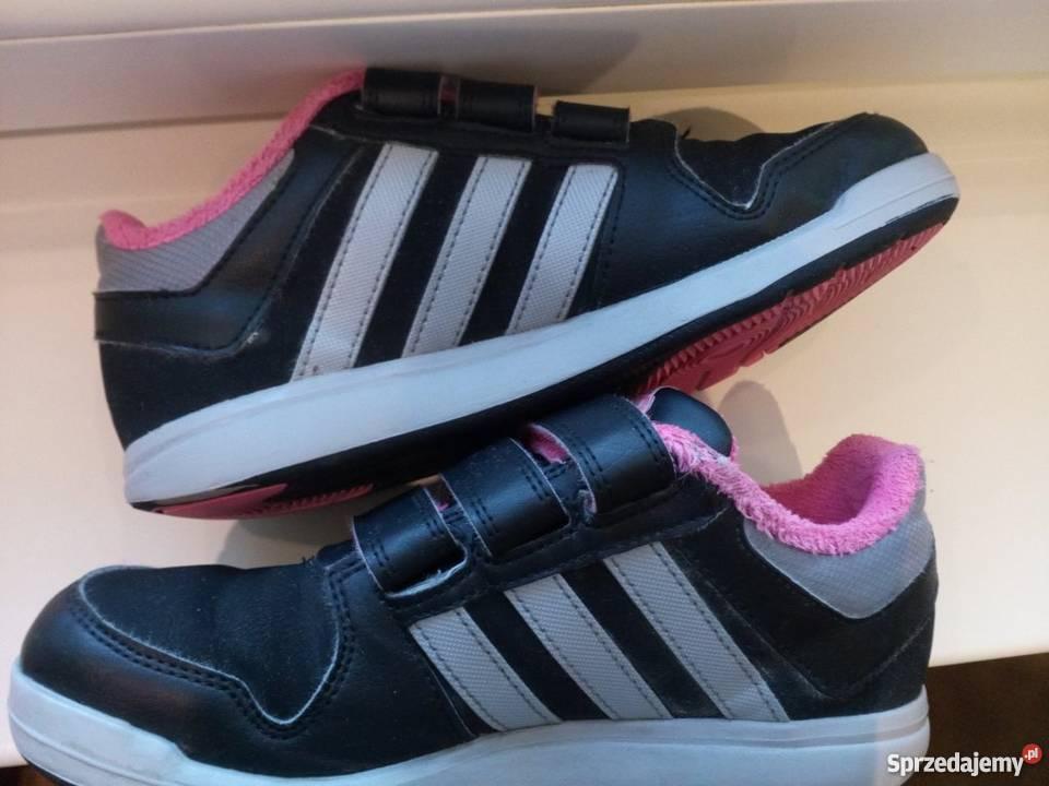 buty sportowe adidas dziewczynka r 32, wkładka 20,5