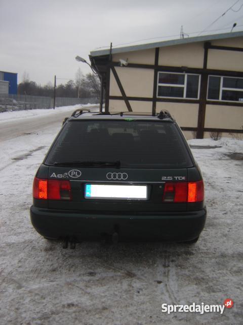 AUDI A6 C4 1996 25 TDI garażowany Starachowice