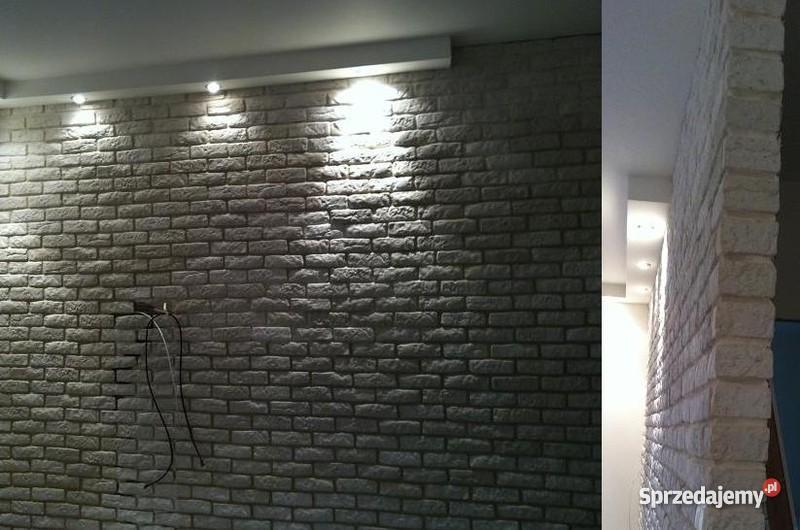 stara cegła biała kamień dekoracyjny Łódź sprzedam