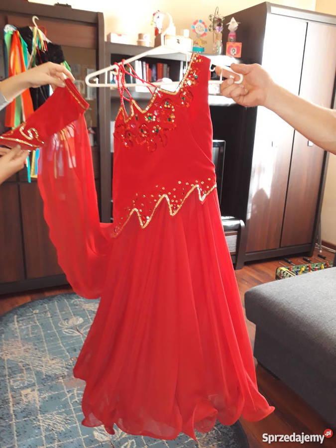 a2b373b38d taniec towarzyski sukienki - Sprzedajemy.pl