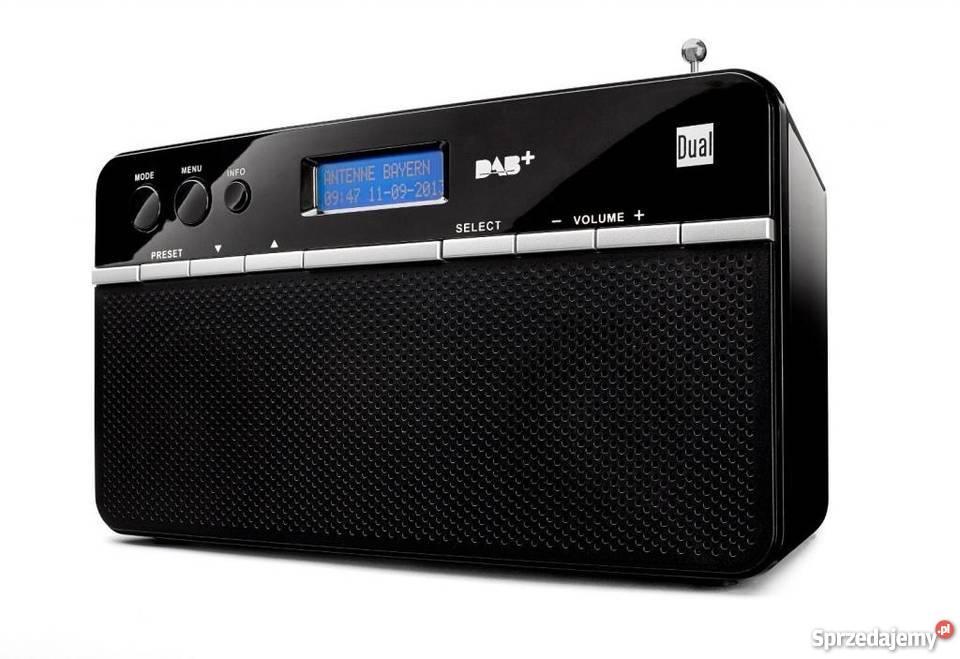 radio cyfrowe stereo dab dab dual dab 18 fm mogilany. Black Bedroom Furniture Sets. Home Design Ideas