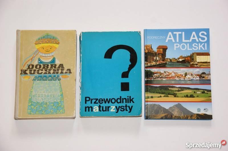 Dobra Kuchnia Przewodnik Maturzysty Podreczny Atlas Polski