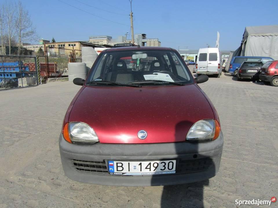 Fiat Seicento 899 podlaskie Białystok