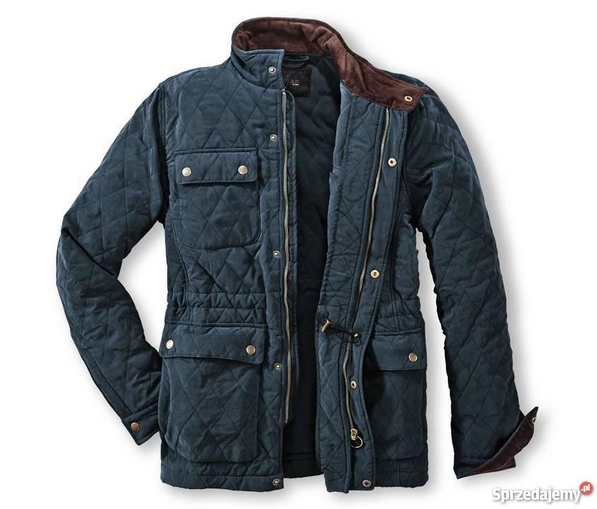 kurtka zimowa męska bardzo ciepła