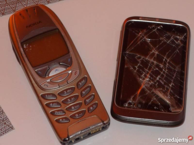 Zupełnie nowe Nokia HTC stare telefony Warszawa - Sprzedajemy.pl LC52