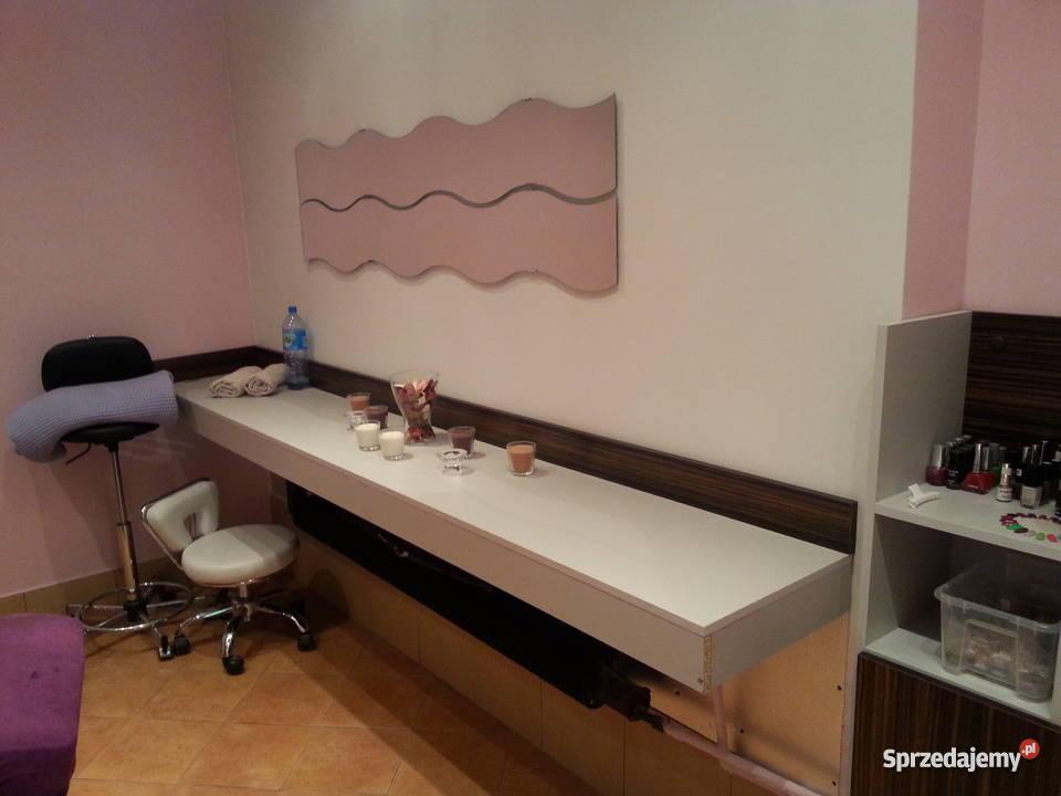 odst�pie salon fryzjerskokosmetyczny sosnowiec
