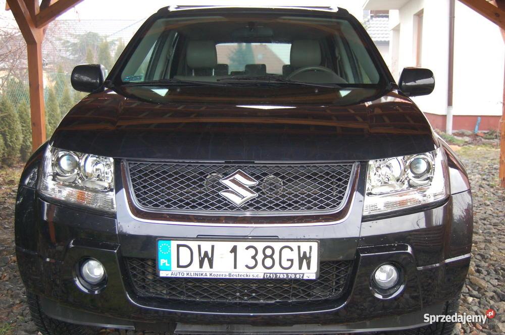 Suzuki Grand Vitara benzyna Wrocław sprzedam