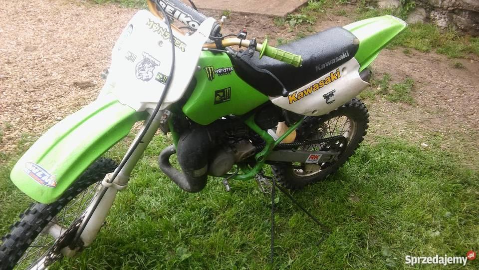 Kawasaki kx 85 (sx,cr,rm,yz) Wnorów - Sprzedajemy.pl