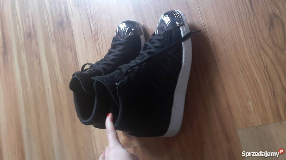 Adidas Superstar Up Metal Toe