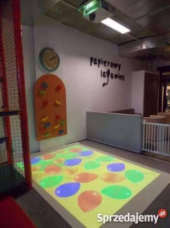 Nietypowy Okaz Podłoga interaktywna magiczny dywan Baniocha - Sprzedajemy.pl VW46