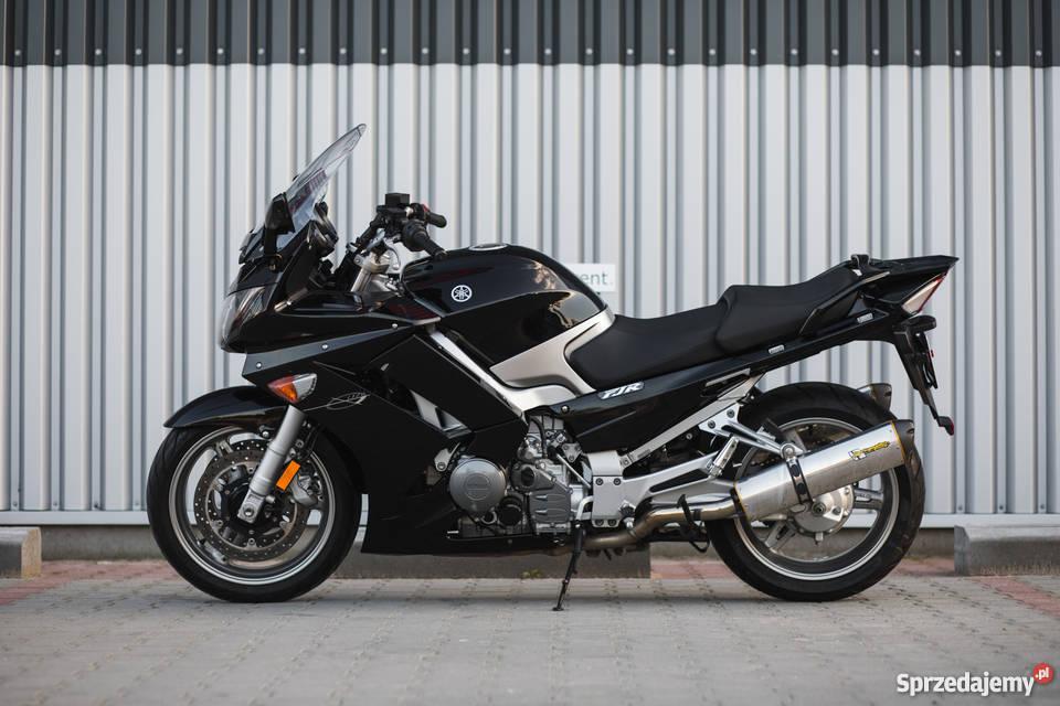 Yamaha FJR1300 9200 PRZEBIEGU Idealny stan nowy wał Kardana Białystok sprzedam