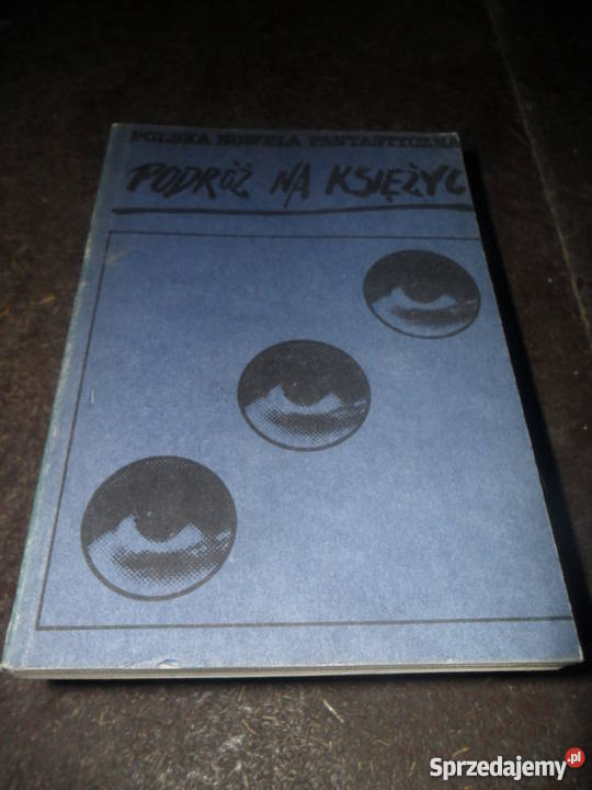 Książki z fantastyką w tle