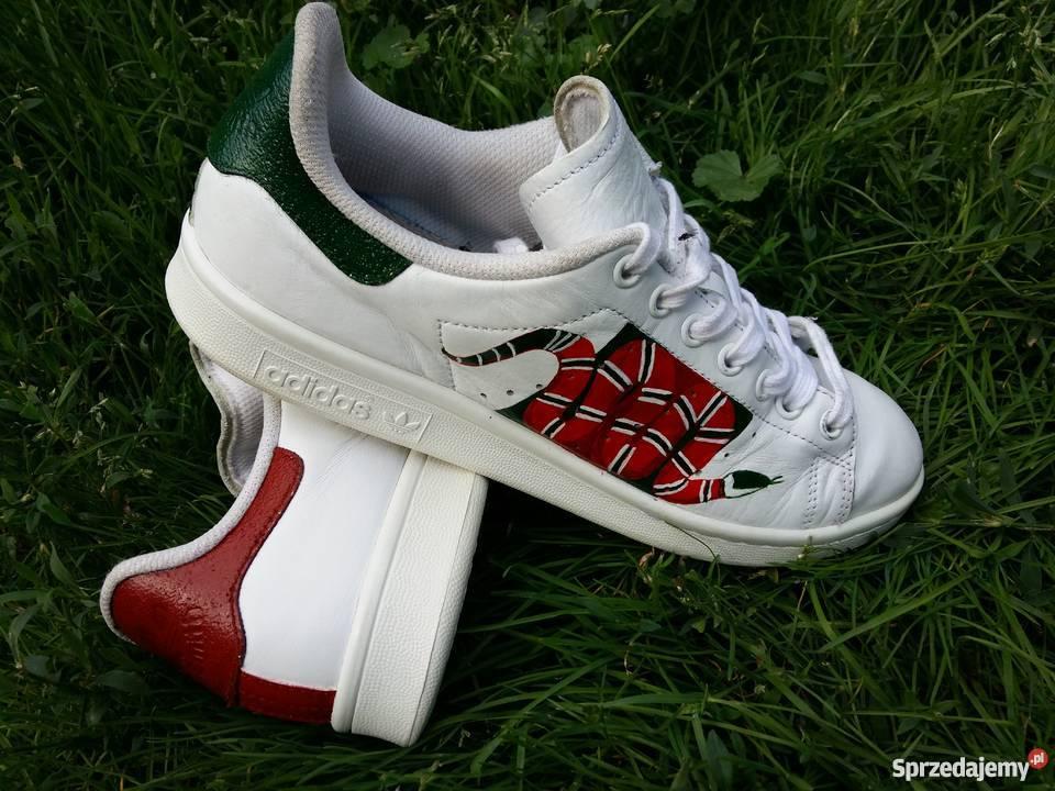 Adidas Stan Smith Snake DIY Gucci custom 38