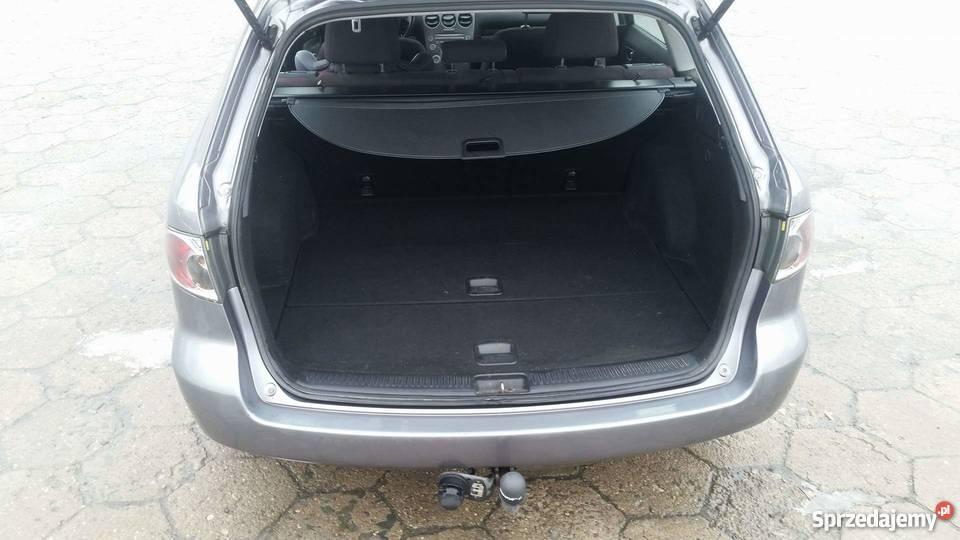 Mazda 6 lubelskie Kraśnik