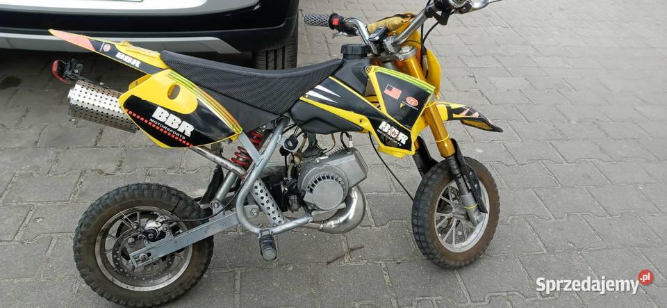 Mini bike cross