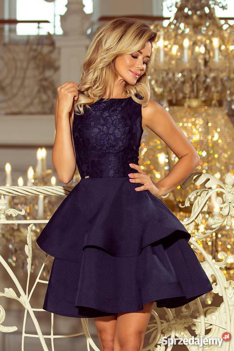 f3c7d38001 sukienki mocno rozkloszowane - Sprzedajemy.pl