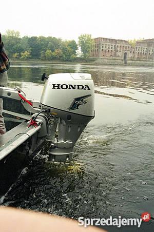 Silnik Zaburtowy HONDA BF 30 LRTU Pełna opcja - Nowy Gratis