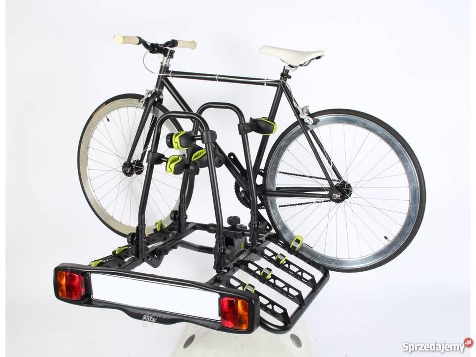 Bagażnik rowerowy platforma 4 rowery Inter Pack Warszawa