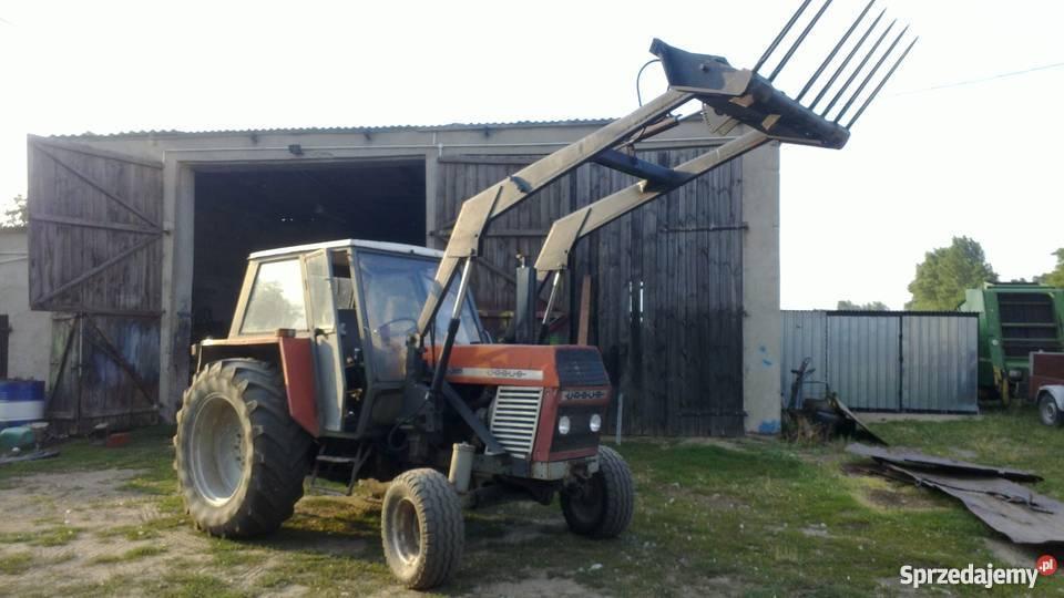 ciągnik ursus c385 z tur raty zamiana dowóz traktor