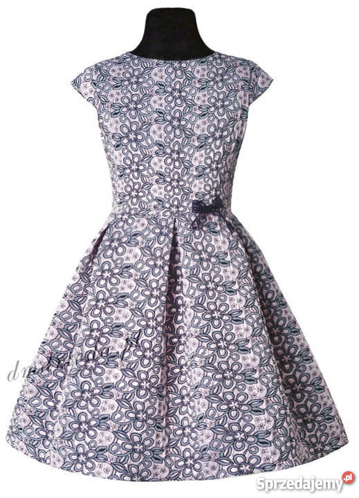f37d250549 Sukienki Na Wesele Dla Dziewczynek Rozmiar 164