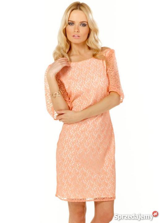 b93dff9e95 Sukienka koronkowa rozmiar 38 Gniezno - Sprzedajemy.pl