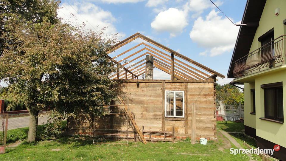 Dom Drewniany z Projektem