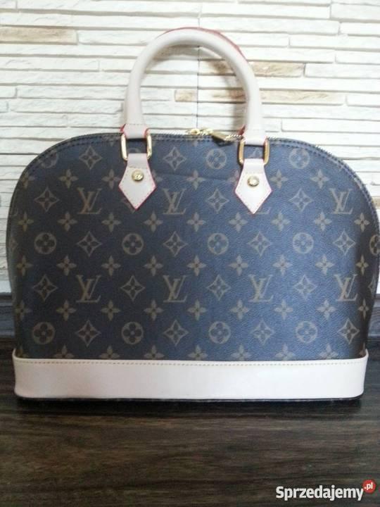 aba41b4a5c3cd replika torebki Louis Vuitton Warszawa - Sprzedajemy.pl