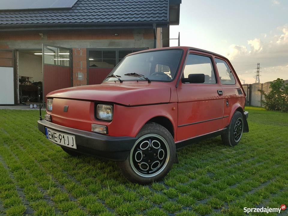 Fiat 126p EL elegant maluch oc przegląd