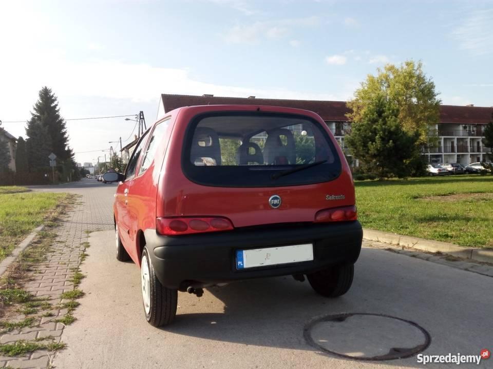 Fiat Seicento lubuskie Gorzów Wielkopolski sprzedam