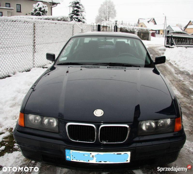 Bmw 316i: BMW Seria 3 E36 316i Coupe! Skawa