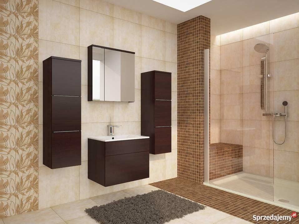 Nowośćmeble łazienkoweszafki Do łazienki Porto Z Umywalką