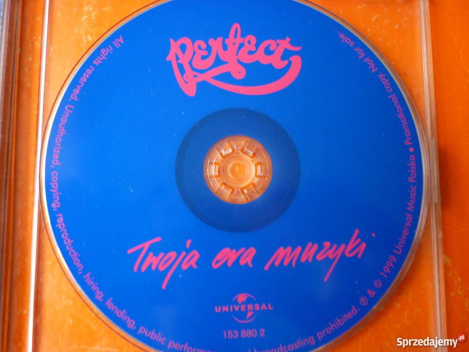 Płyta CD Perfect Twoja era muzyki Grzegorz mazowieckie Warszawa sprzedam