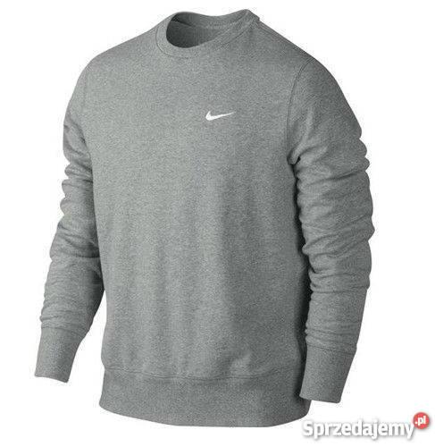 6ff169559705 Bluza męska szara Nike Łuków - Sprzedajemy.pl