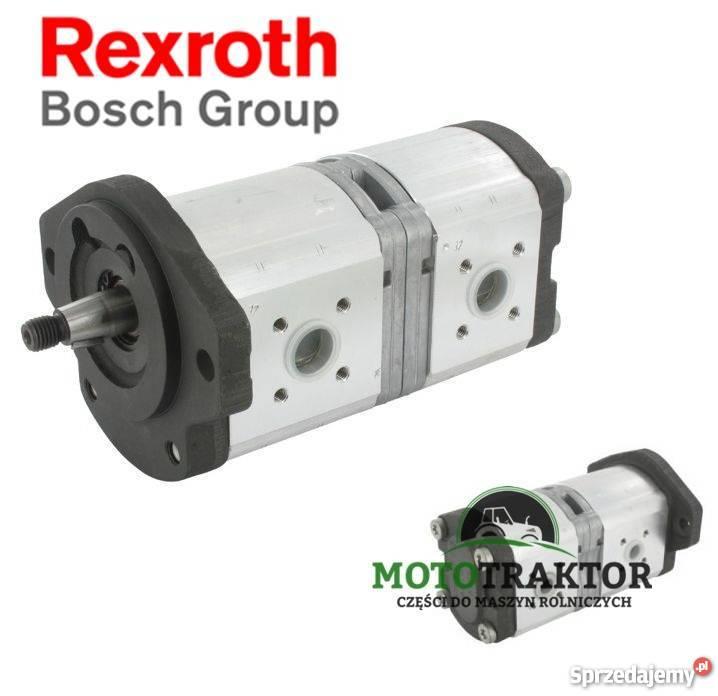 Cudowna Pompa hydrauliczna Bosch Renault Ceres 85-34 90-34 103-54 Łążynek QZ34