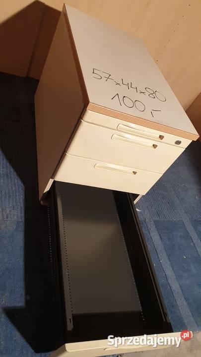 Kontenerek pod biurko z szufladami wym 57x44x80