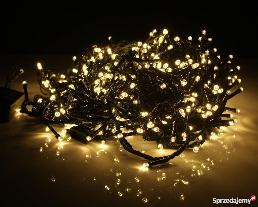 Lampki Choinkowe 500 Led Zewnętrzne Wewnętrzne