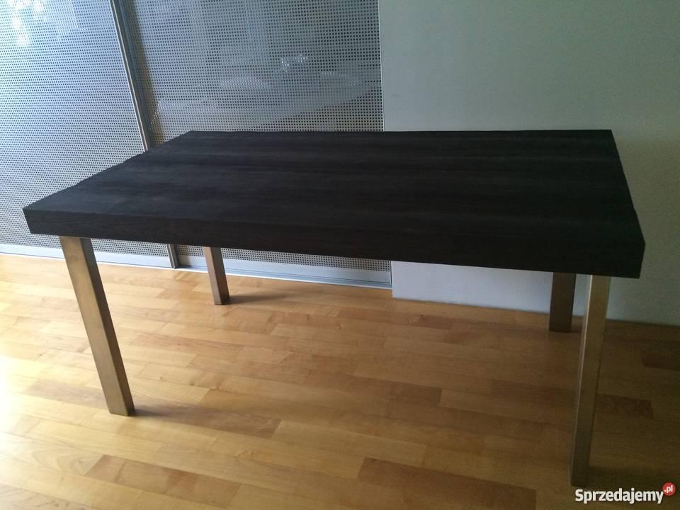 Stół z efektem 3D design loft industrial Stoły, krzesła, biurka Warszawa