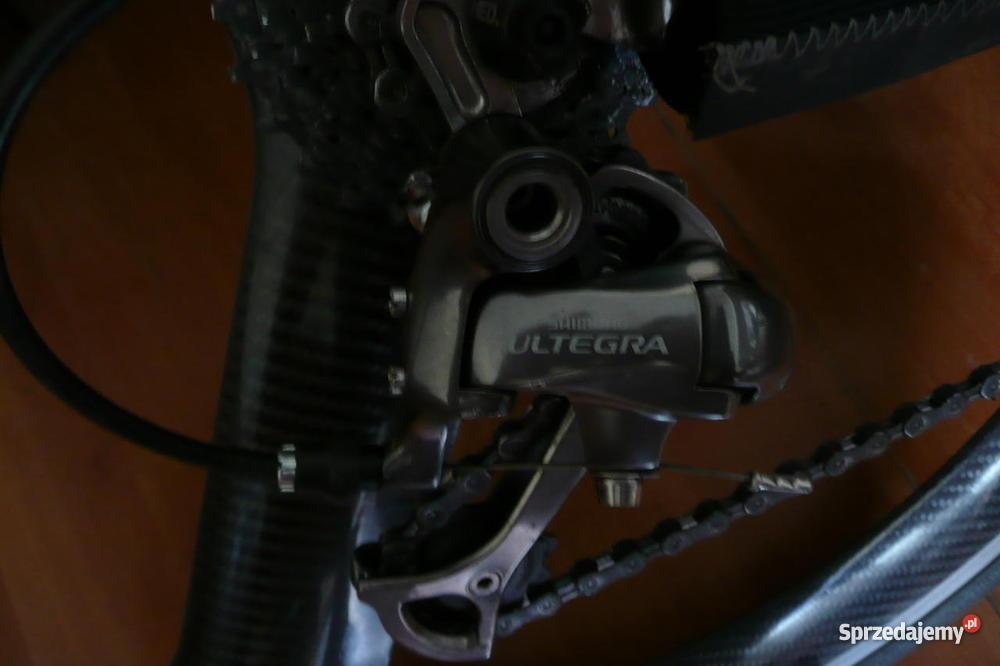 scott cr1 carbon Szczecin sprzedam