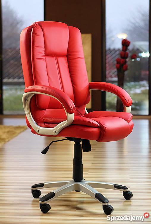 Fotel Biurowy Do Komputera Domingo Red