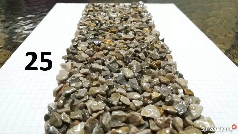 Komplet materiału na 14 m2 kamienny dywan45 m2 Bochnia