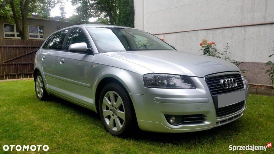 Audi A3 Sportback Białystok Sprzedajemypl