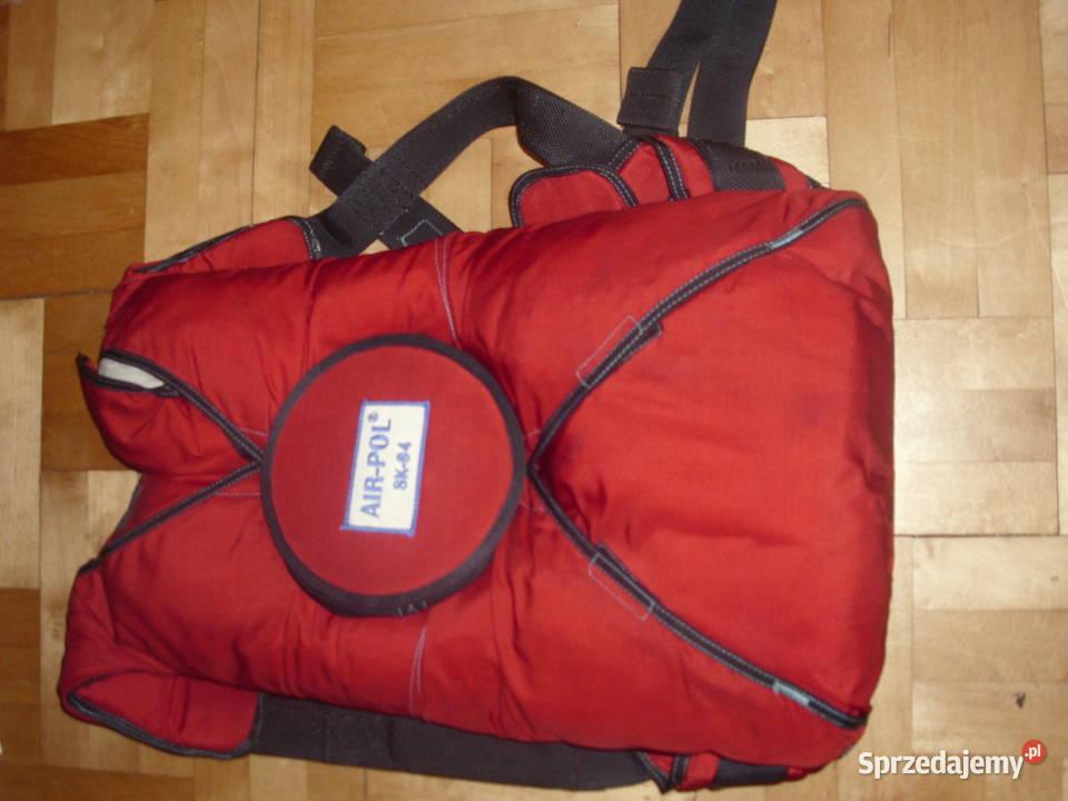 Spadochron plecakowy SK-94