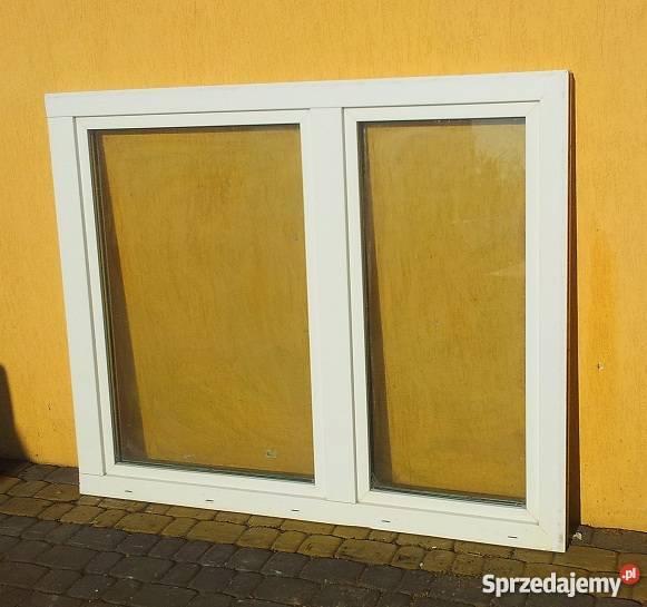 Okna PCV używane różne wymiary