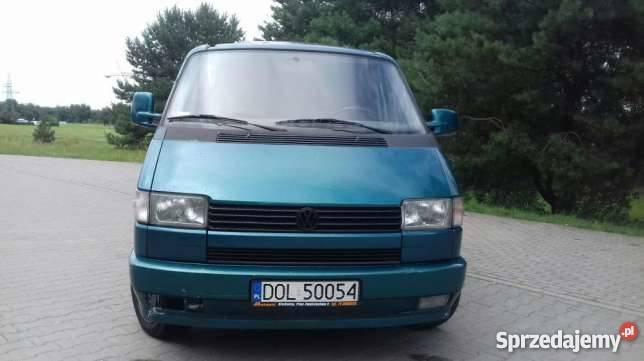 Topnotch VW T4 Multivan Zamiana na Busa Polkowice - Sprzedajemy.pl OS32