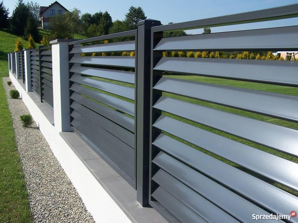 Ogromnie ogrodzenia z profili zamkniętych - Sprzedajemy.pl YG36