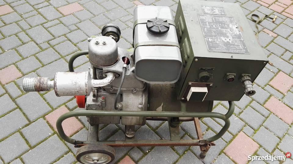 Topnotch Agregat prądotwórczy wojskowy PAB 2 Krościenko nad Dunajcem OP72